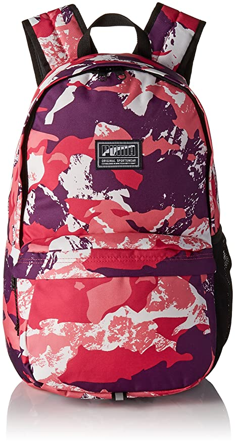 271f5a47abb4 Image Unavailable. Image not available for. Colour  Puma 22 Ltrs Love Potion-Camo  ...