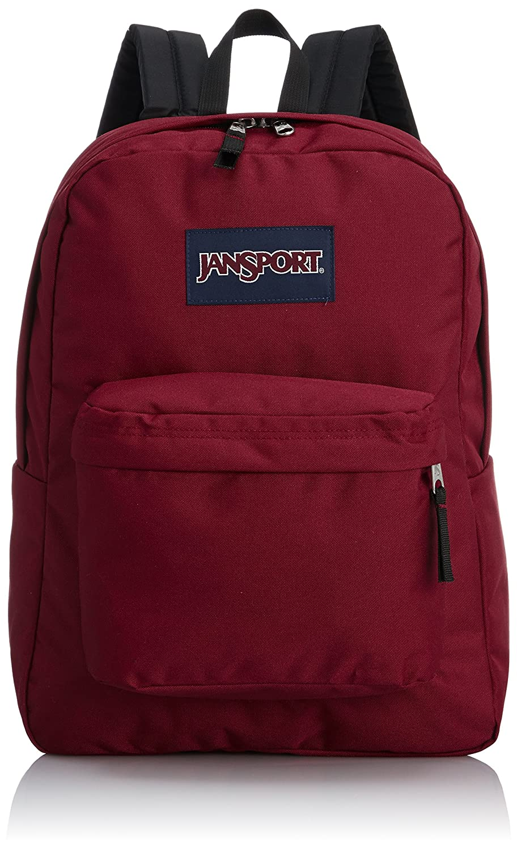 JanSport Superbreak mochila/Super Break Daypack, Aqua Dash Zou Bisou (T5010C6) (azul) - LYSB015TP5L6S-SPRTSEQIP: Amazon.es: Deportes y aire libre