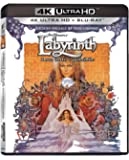 Labyrinth: Dove Tutto È Possibile (30° Anniversario) (Blu-Ray 4K Ultra Hd + Blu-Ray)