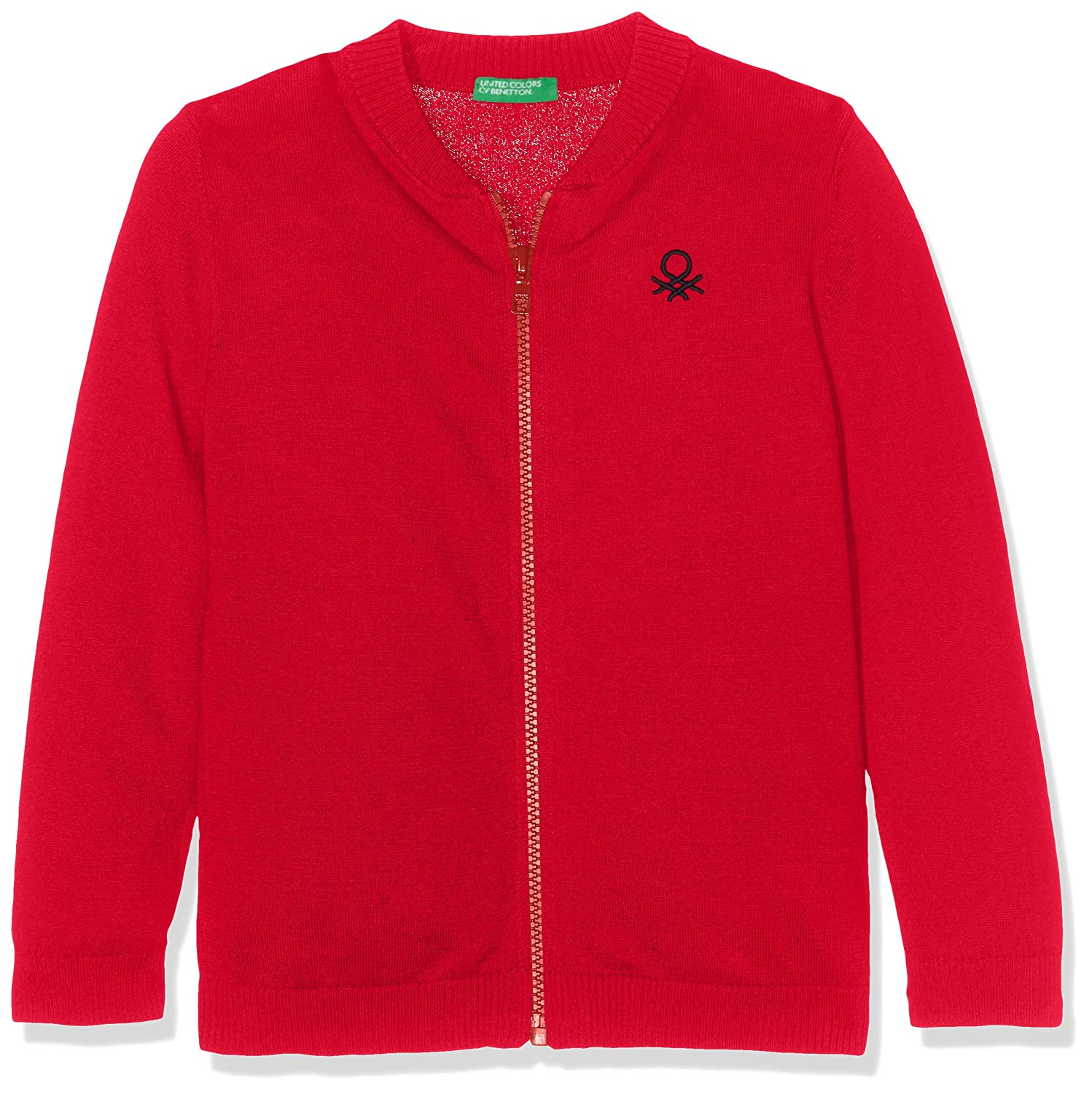 United Colors of Benetton Boy's L/S Sweater Jumper