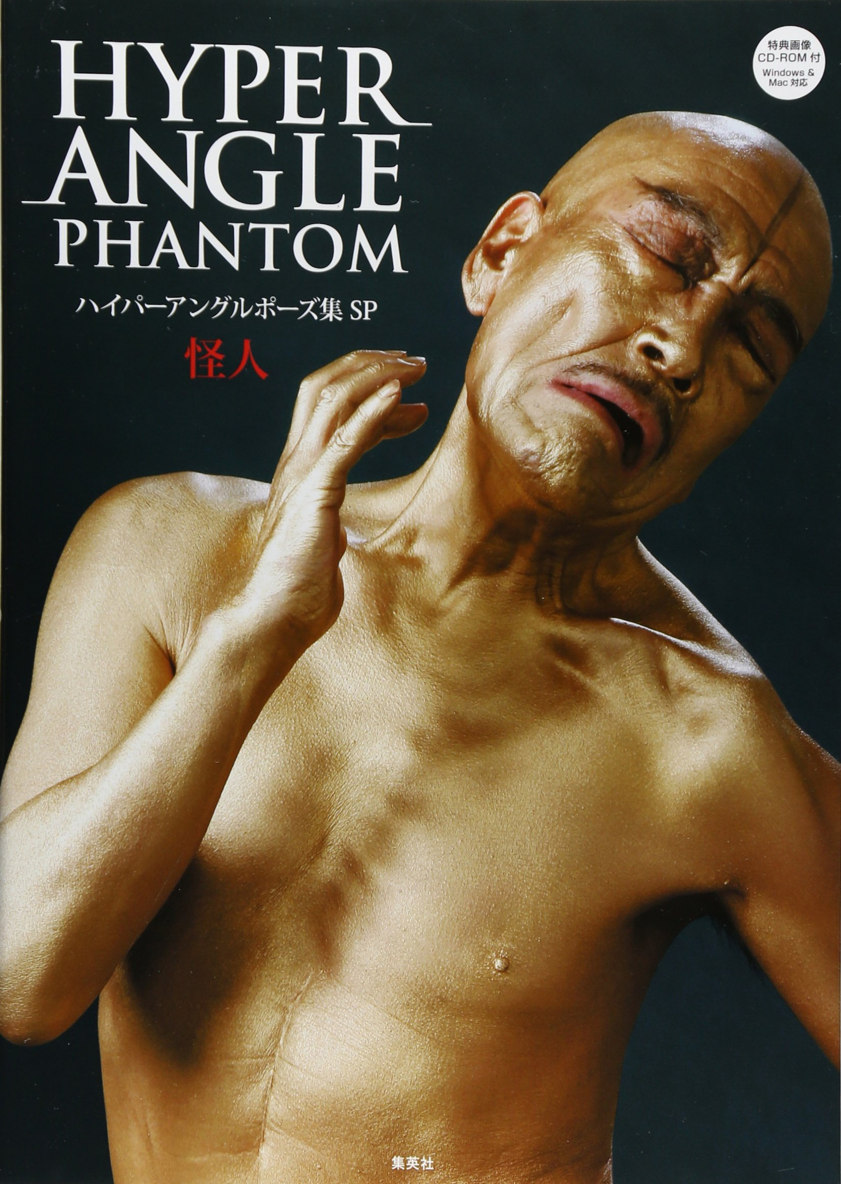 Hyper Angle Pose Book Phantom ART Work Akazi Maro Katsuhiro Otomo Japan New F/s pdf epub