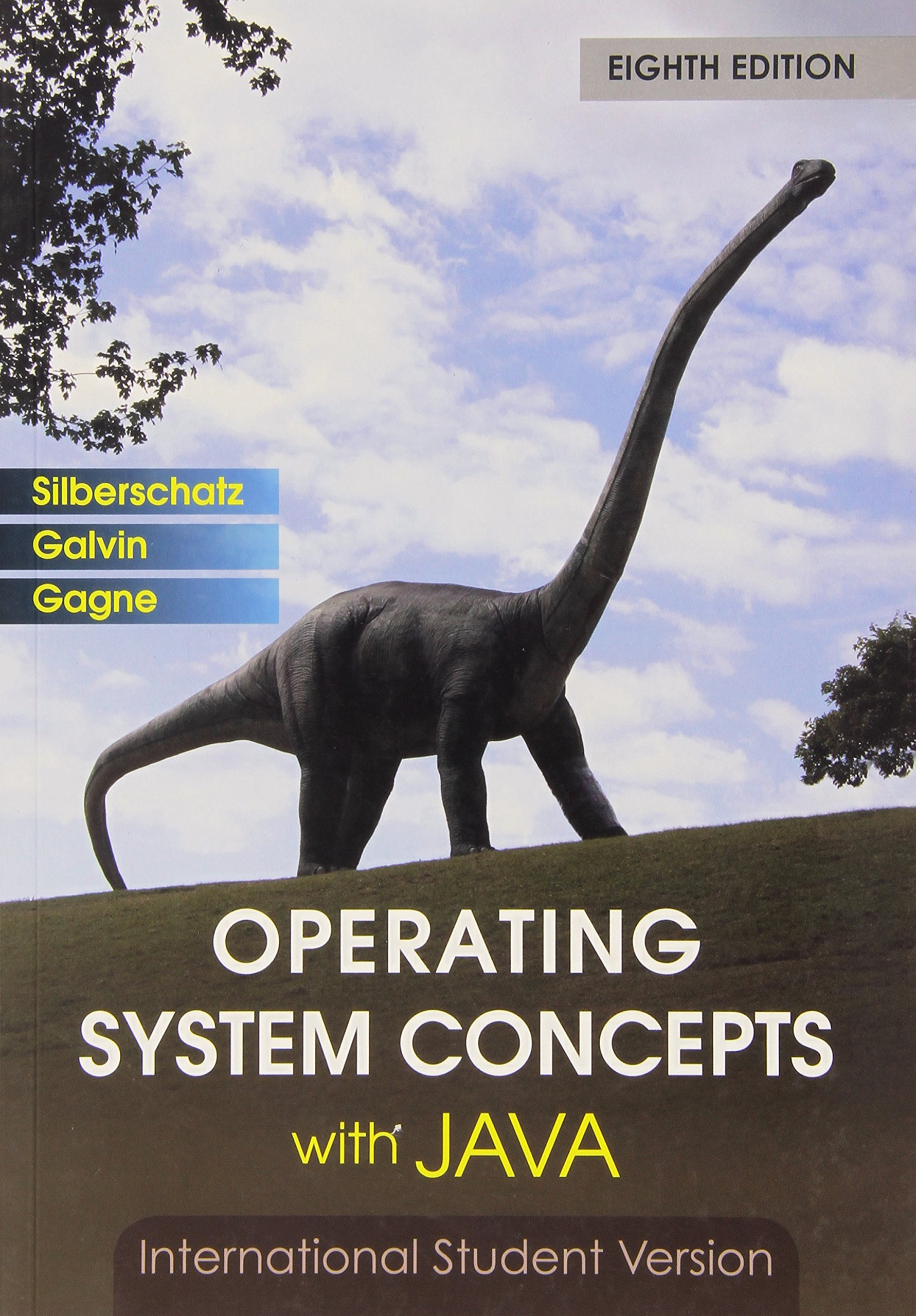 Operating System Concepts Book By Galvin