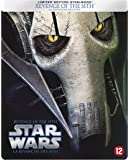 Star Wars III - La revanche des Sith - Limited Steelbook Edition (Langue français)