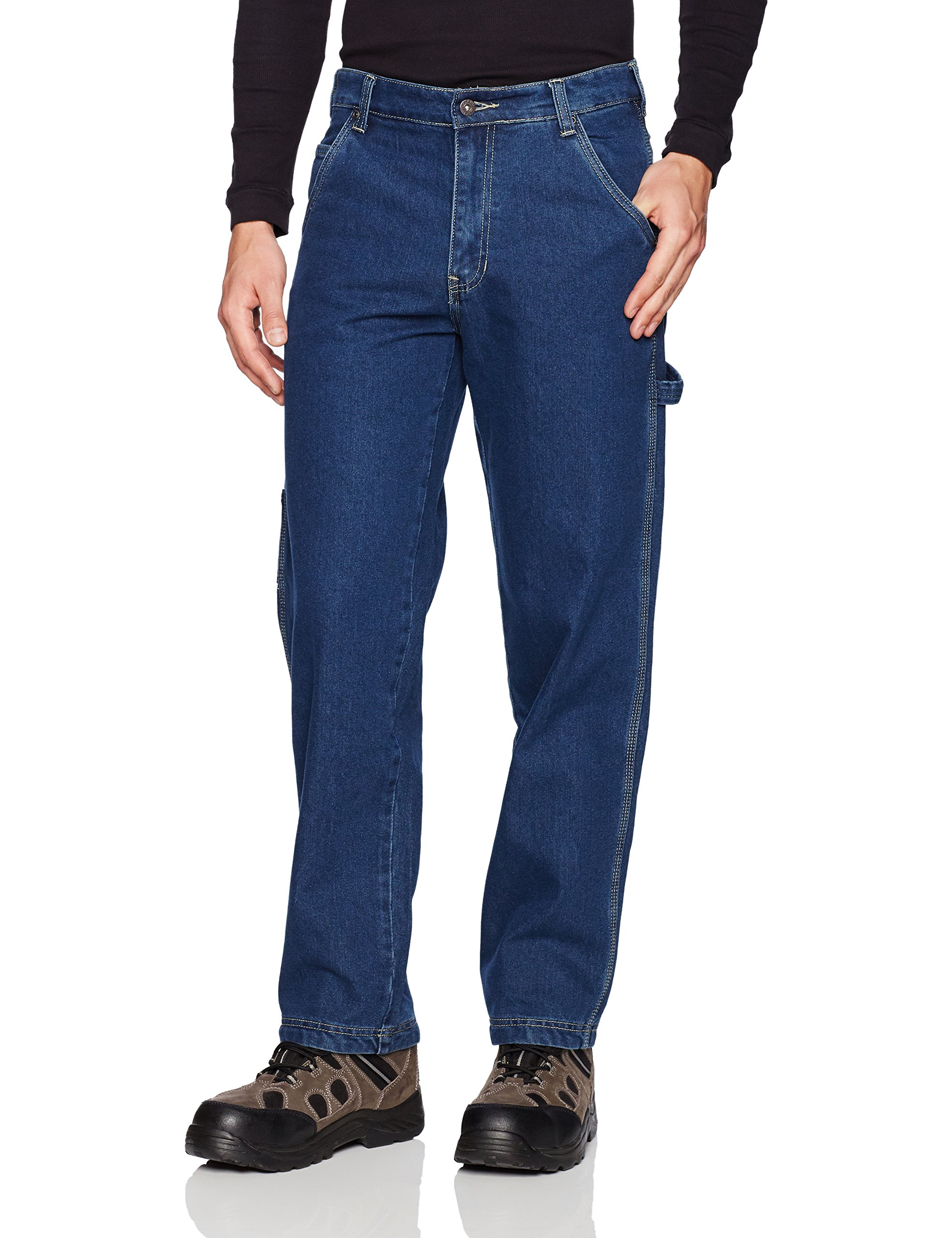 Smith's Workwear Men's Stretch Relaxed Fit Carpenter Jean