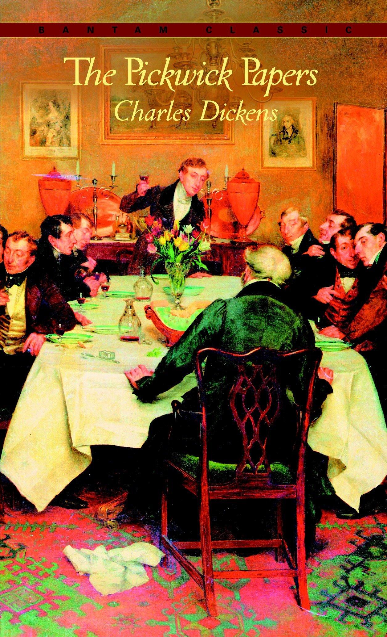 The Pickwick Papers (Classics): Amazon.es: Charles Dickens: Libros en idiomas extranjeros
