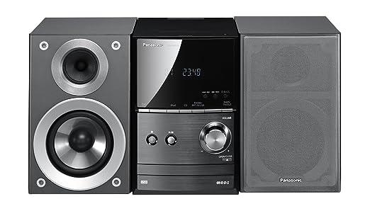 10 opinioni per Panasonic SC-PM500EG-S Home audio micro system 40W Argento