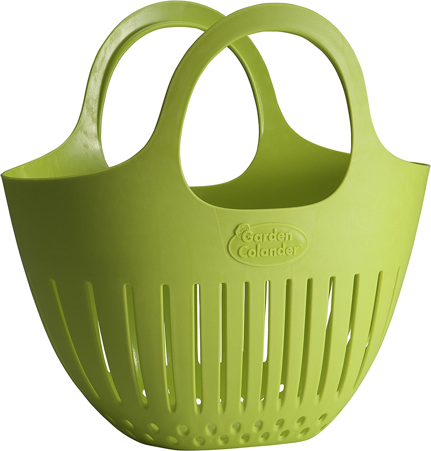 Hutzler Mini Colander Garden Basket, Small, Green