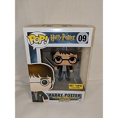 Funko Pop! Harry Potter Vinyl Figure with Sword Hot Topic Exclusive: Toys & Games
