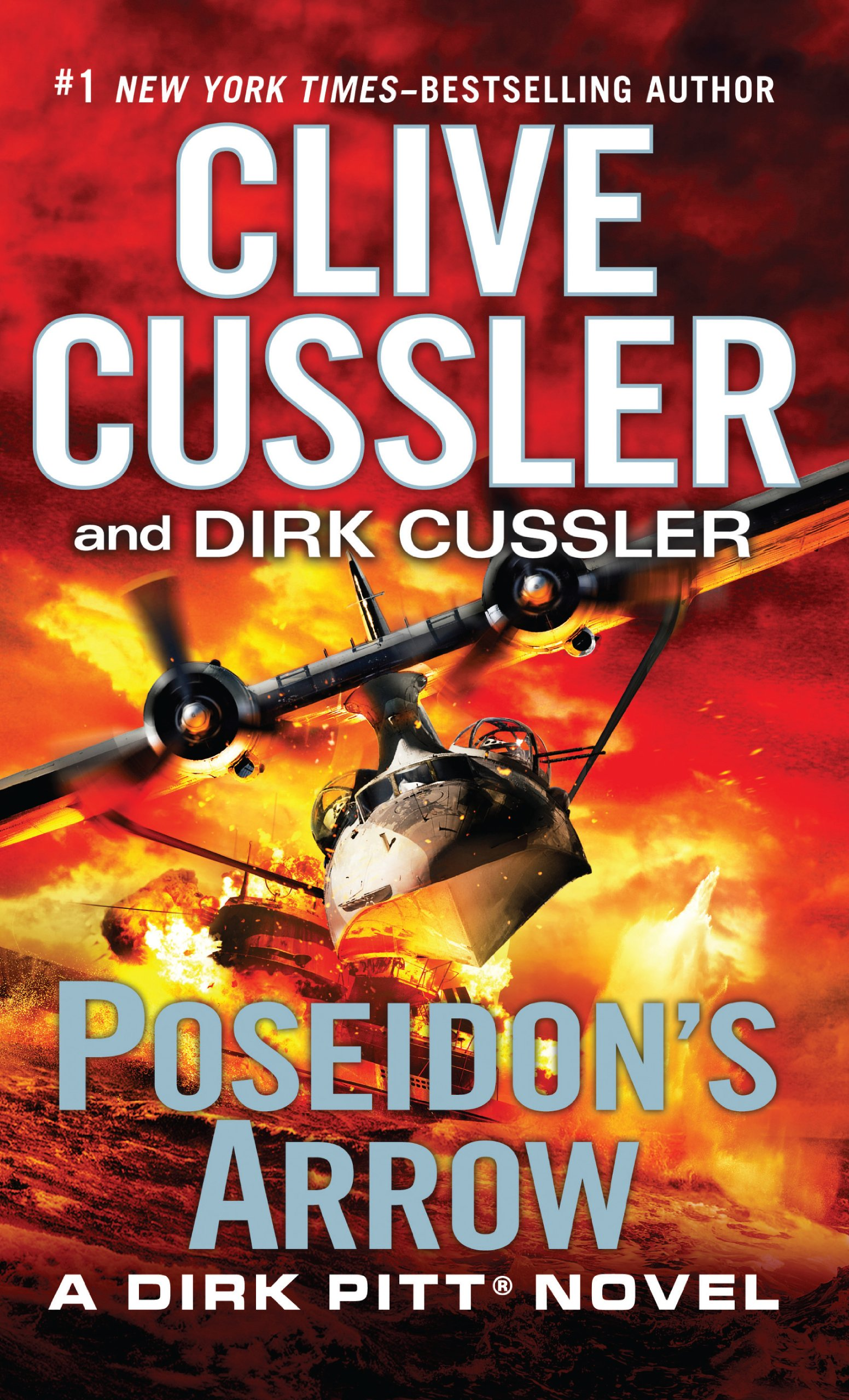 Download Poseidons Arrow (A Dirk Pitt Novel) ebook