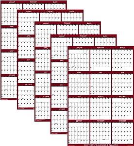 SwiftGlimpse 2021 Wall Calendar, 36