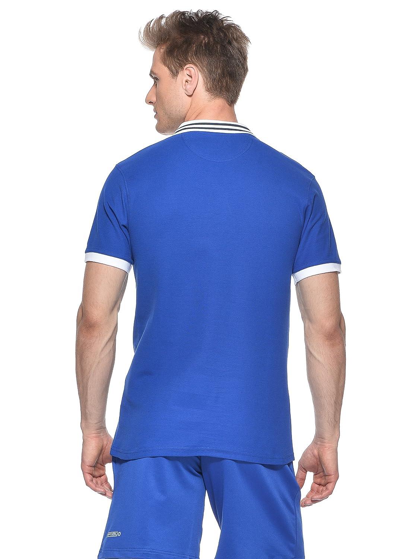 Dunlop Oberk/örper-Bekleidung Casual Basic Polo Men