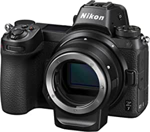 Nikon Z 7 Body Only + FTZ Adapter, Black