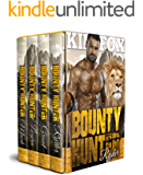 Bounty Hunter: Box Set: The Complete Series (The Clayton Rock Bounty Hunters of Redemption Creek Book 5)