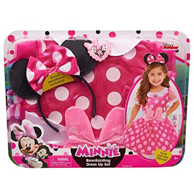 Minnie Bowdazzling Dress Boxed Set: Toys & Games
