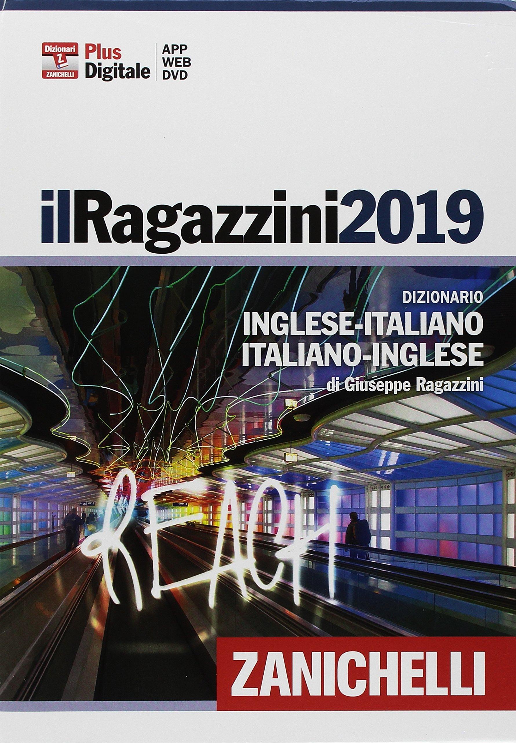 Amazon.it  Il Ragazzini 2019. Dizionario inglese-italiano 373c7851ce72