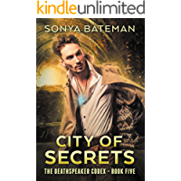 City of Secrets (The DeathSpeaker Codex Book 5) (English Edition)