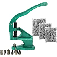 FreeTec Máquina de Ojal con 3 matrices