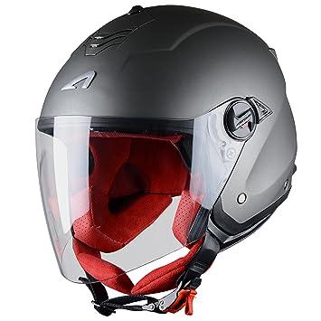 Astone de ciclismo casco jet Mini Jet