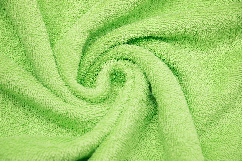 cotone 100x100 cm Zollner Asciugamano con cappuccio per bambini beige