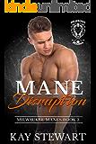 Mane Disruption (Milwaukee Manes Book 3)