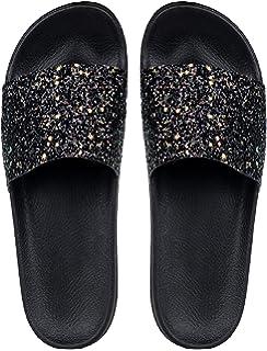 Do Bhai Women's Synthetic Stylish Michael Flats Fashion Sandals at amazon