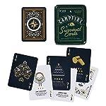 Gentlemen's Hardware Campfire Survival Travel Playing Cards Set