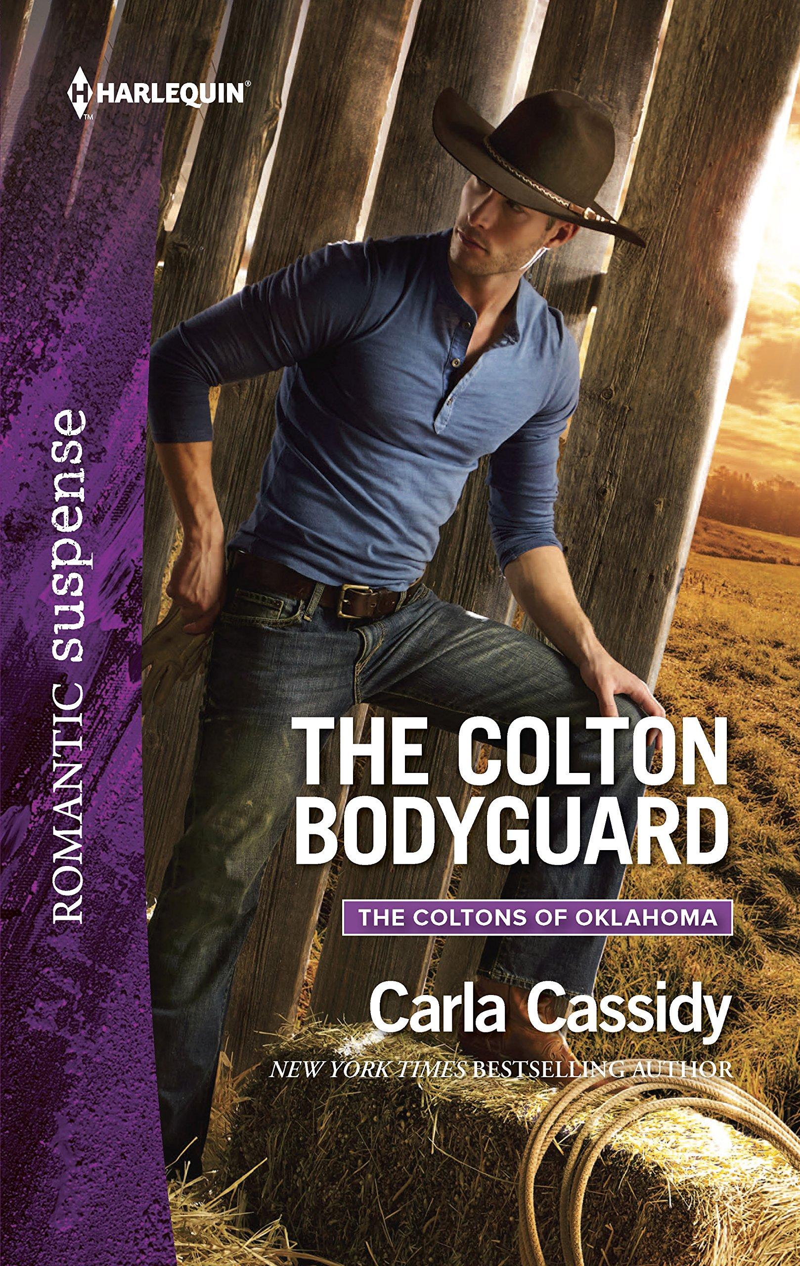 The Colton Bodyguard (The Coltons of Oklahoma) PDF