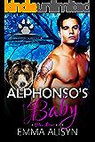 Alphonso's Baby: BBW Bear Shifter Romance (Clan Conroy Brides Book 2)