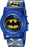 DC Comics Batman Boys LCD Pop Musical Watch (Model: BAT4405SR)