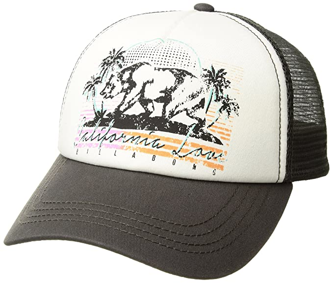 eeff0599 Billabong Women's Retro Bear Hat, Charcoal ONE at Amazon Women's ...