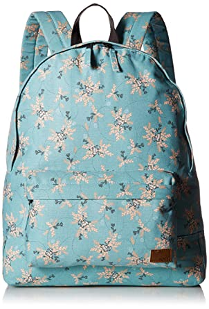 a7a8913f2ae Amazon.com  Roxy Women s Sugar Baby Canvas Backpack  Clothing