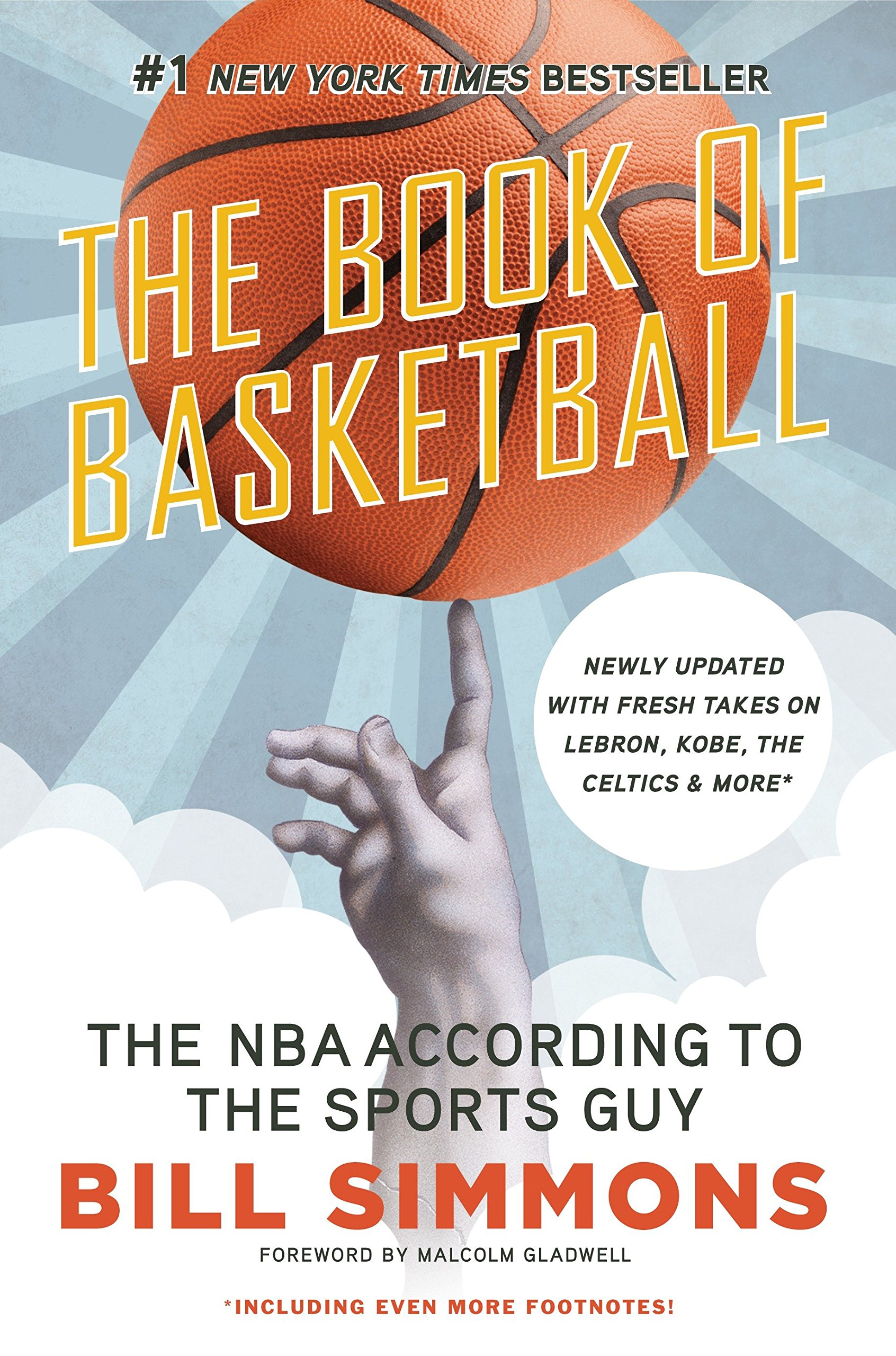 d03751f9b9d Amazon.fr - The Book of Basketball: The NBA According to The Sports ...