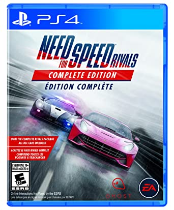 Amazon Com Need For Speed Rivals Complete Edition Playstation
