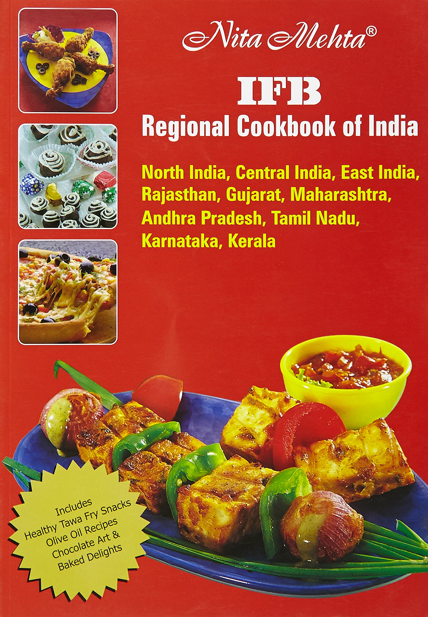Buy ifb regional cookbook of india book online at low prices in buy ifb regional cookbook of india book online at low prices in india ifb regional cookbook of india reviews ratings amazon forumfinder Image collections