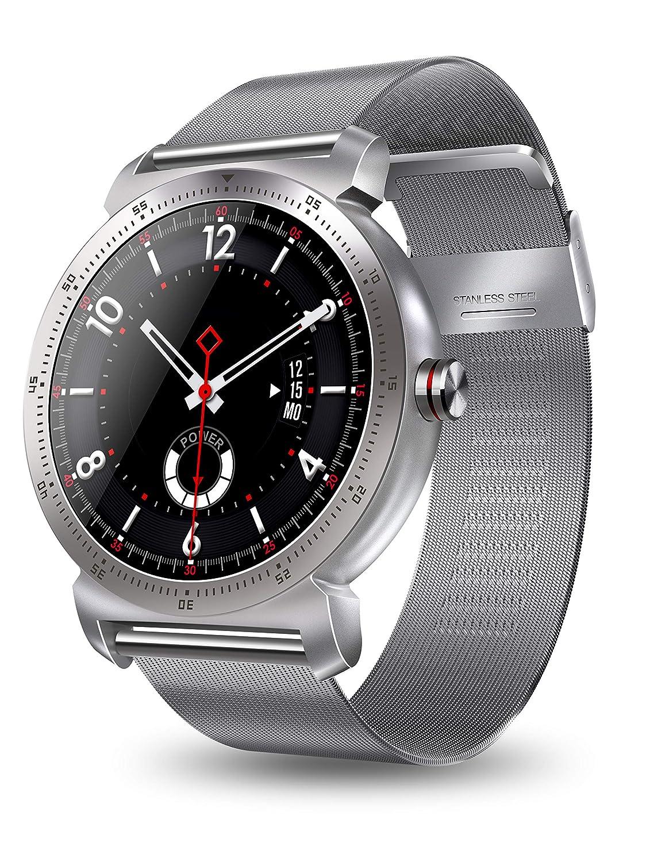 iCoverCase Reloj Inteligente Smart Watch Hombres Mujeres ...