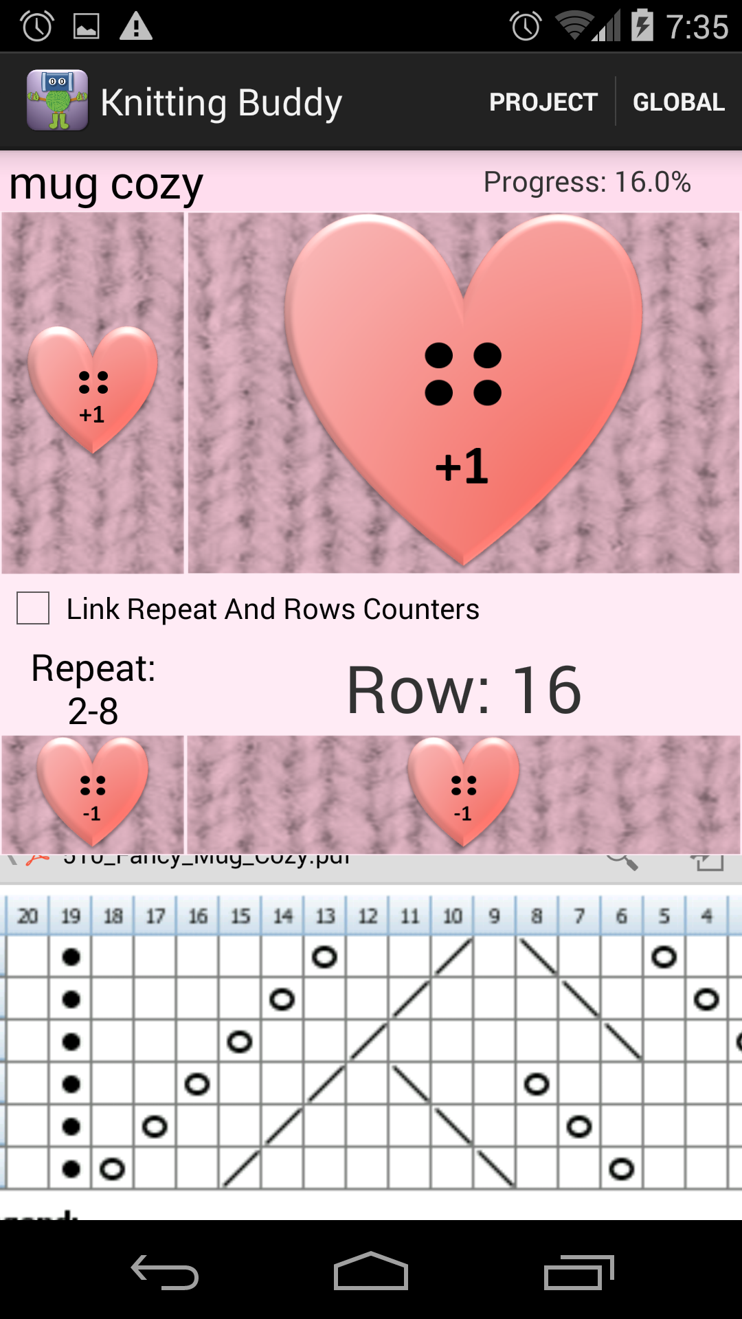 Amazon.com: Knitting and Crochet Buddy: Appstore for Android