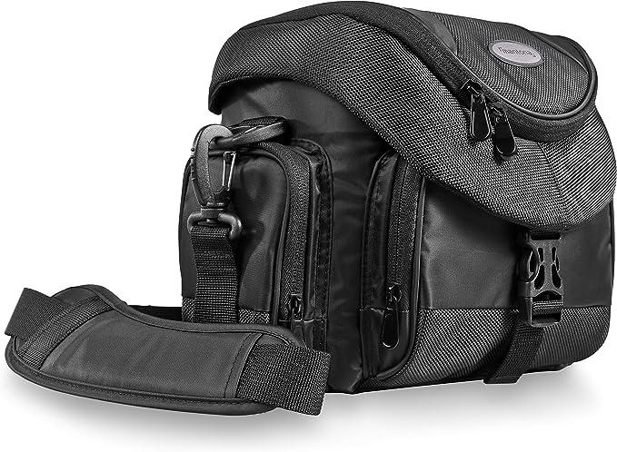 Mantona Premium Dslr Kameratasche Schwarz Kamera