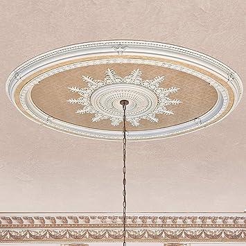 Blanco Oval Ceiling Medallion 79 Amazon Com