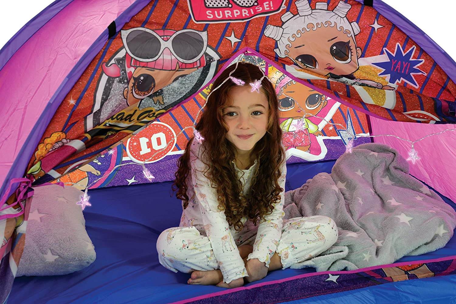 Pink Surprise L.O.L M009709 LOL Surprise Dream Den Tent