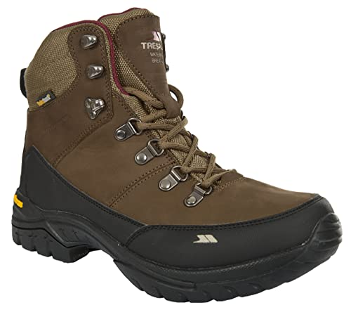 Kenter, Womens High Rise Hiking Boots, Brown (Cocoa), 7 (40 EU) Trespass