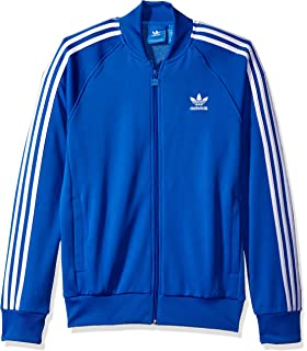 adidas Originals Mens Blackbird Track Top at Amazon Mens ...