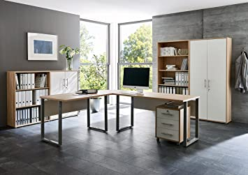 Arbeitszimmer Möbel büro möbel arbeitszimmer komplett set office edition set 1 in