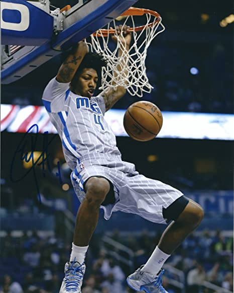 Autographed Elfrid Payton 8x10 Orlando Magic Photo At Amazons