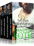 Tall, Dark and Paranormal: Box Set