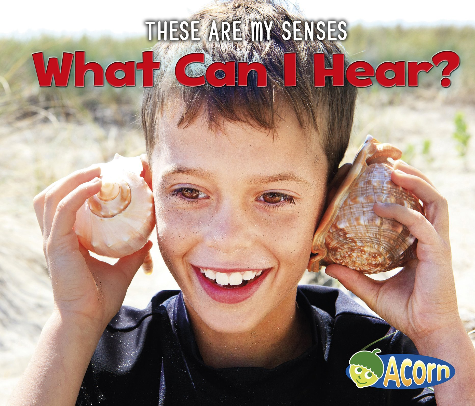 What Can I Hear? (These Are My Senses) ebook