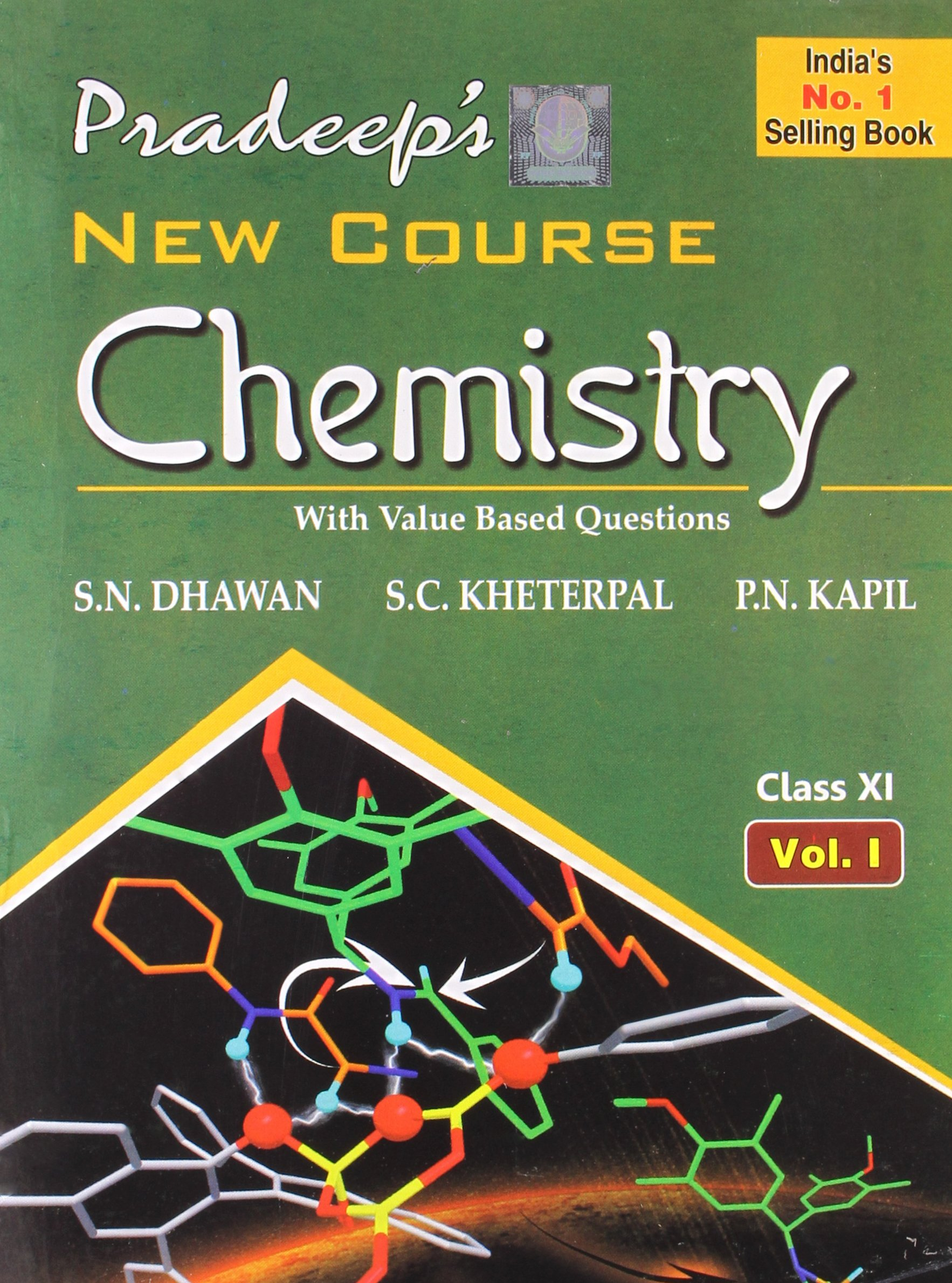 Buy pradeep s a text book of chemistry with value based questions class xi set of 2 volumes book online at low prices in india pradeep s a text book