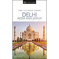 DK Eyewitness Delhi, Agra and Jaipur (Travel Guide)