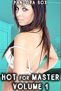 Sex slave servicing her master
