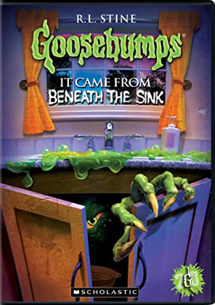 Amazon Com Goosebumps It Came From Beneath The Sink
