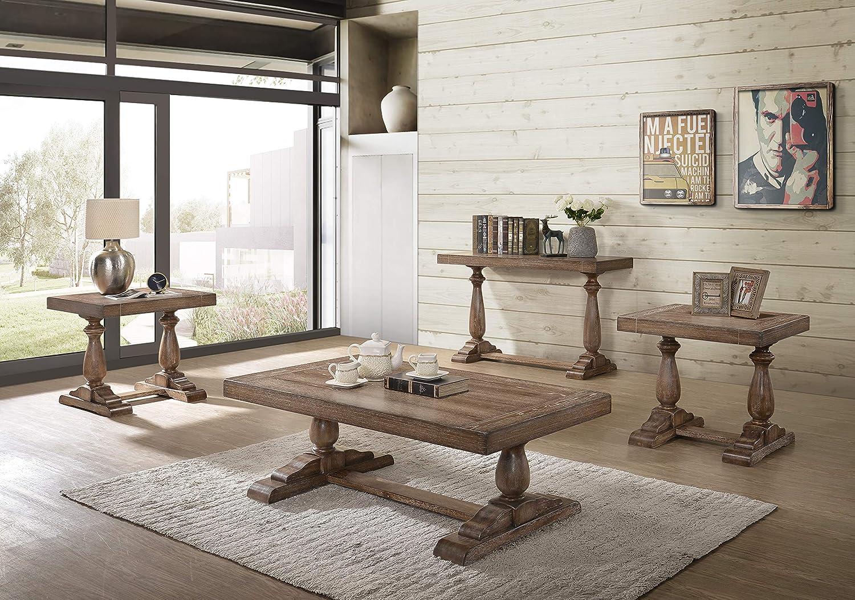 Lane Home Furnishings 7056-47, End Table, Brown